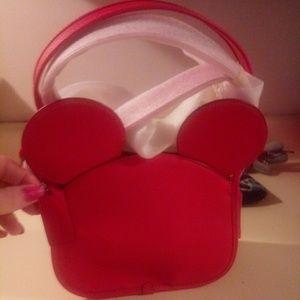 Disney Mickey Mouse crossbody Coach purse